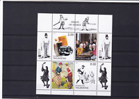 Origin of Sports 1999 mint never hinged stamps sheet ref R 36