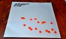 "A-HA the living trembler A1 1st Ltd PS UK 45 7"" 1987 James Bond 007 John Barry"