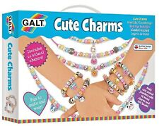 New GALT TOYS Cute Charms Beads Jewellery Making Kit Set Girls Childrens Toy
