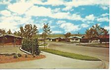Lancaster CA Mayflower Gardens Sudio $63 per Month Postcard 1950s