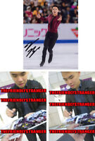 NAM NGUYEN signed Autographed 8X10 PHOTO C - PROOF - Figure Skating COA
