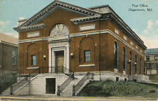 Hagerstown MD * Post Office  1910 * Washington Co.