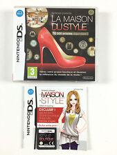 La Maison du style DS / Jeu Nintendo DS, DS Lite, DSi, 3DS, 2DS, New...