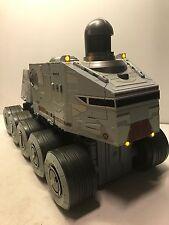 Star Wars The Clone Wars Clone Turbo Tank Vehicle Tested Working Electronics