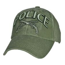 US ARMY MILITARY POLICE - U.S. Army Police OD Green Military Baseball Cap Hat