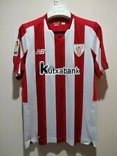 Athletic Bilbao 2021 authentic soccer shirt maillot  camiseta trikot new balance