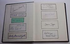 Johnny Got His Gun * 1971 Movie Script Screenplay w/ Autographs * DALTON TRUMBO