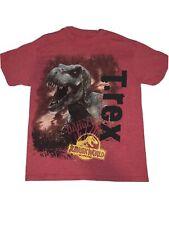 Jurassic Park Red Boys Shirt