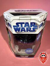 *** Darth Vader Clock Radio MP3 *** Star Wars SAKAR 2009 NEW White Packaging