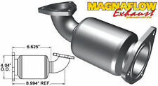 1999-2002 Daewoo Lanos 1.6L Front CATS Magnaflow Direct-Fit Catalytic Converter
