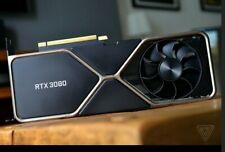 Rtx 3080 Founders Edition 10GB Graphics Card(NEW) Digital Picture