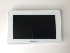 "Honeywell Home 6290W 7"" Color Touchscreen Keypad with Voice (White)"