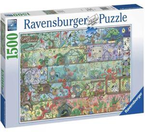 Ravensburger GNOME GROWN Jigsaw Puzzle - 1500 pc - FREE UK P&P