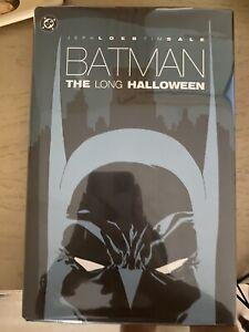 Batman The Long Halloween HC - 1st Printing, 1998 Jeph Loeb, NM, Unread