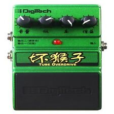 Distortion Pedal Analog Guitar Effect DigiTech DBM Bad Monkey Tube Overdrive