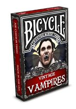 Bicycle Vintage Vampires Playing Cards New Deck