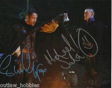 Once Wonderland Michael Socha Sean Maguire Autographed Signed 8x10 Photo COA