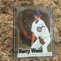 1999 Pacific Paramount Fielder's Choice Chicago Cubs #6 Kerry Wood