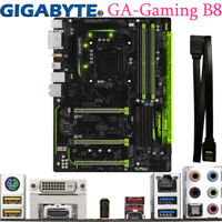 Gigabyte GA-Gaming B8 LGA-1151 For Intel 7th M.2 ATX B250 Desktop PC Motherboard