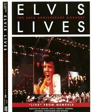 Elvis Presley - Elvis Lives The 25th Anniversary Concert