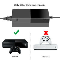 For Microsoft XBOX ONE Console AC Adapter Charger Power Supply Brick 200W AC