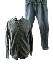 Sicario Reggie (Daniel Kaluuya) Movie Prop Costume with Wardrobe Tag