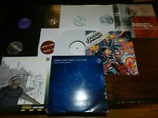 "Lot wholesale Collection of 11 x Drum & bass 12"" Records DJ LOT USED"