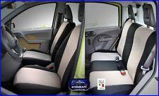 Coprisedili Fiat Panda da 2003 a 2012 fodere auto copri sedili su misura Beige