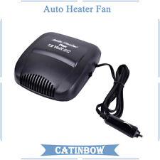 New Car Truck Portable Ceramic Heater Heating Cooling Fan Defroster Demister 12V