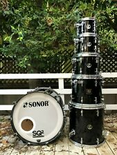 Sonor Delite 6pc ~ Rare and excellent condition