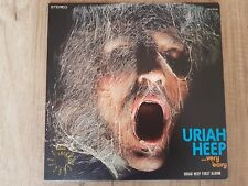 URIAH HEEP - Very 'Eavy Very 'Umble/ LP Bronze YS-2724-BZ Japan NM Vinyl 1972
