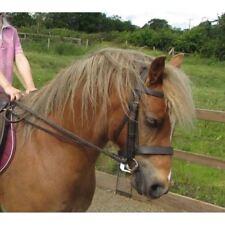 Equiami Grass Reins - Pony Size-12-14hh- Cotton - BN