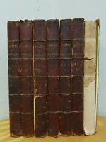 Gallery Of Portraits With Memoirs 1833 to 1837 7 Volumes