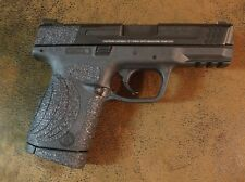 Black Scorpion Grip Enhancements for the Smith & Wesson M&P Compact .45 Auto