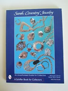 Vintage Sarah Coventry Jewelry Collector Book Excellent