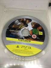 PS3 Street Fighter 4 IV Disc Only