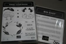 Stampin' Up! Sweet Storybook w/Matching Storybook Scene Thinlits Dies - Nip