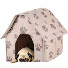 New listing Pet House Dog Cat Puppy Portable House Warm Cozy Pet Bed Detachable Sleeping Mat