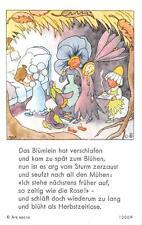 "Fleißbildchen Heiligenbild Gebetbild  Ida Bohatta Holycard"" H2514"""