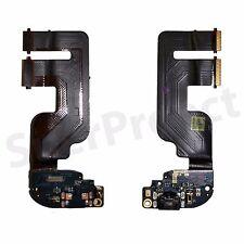 Original Htc Uno Mini 2 (M8) Carga USB Cargador Puerto micrófono flexible