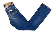Nudie Jeans Men's Size 24 X 32 Jeans Sleepy Sixten Blue Celestial Orange NWT