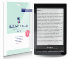 "iLLumiShield Anti-Glare Screen Protector 3x for Sony Reader 6"" (PRS-T1) Wi-Fi"
