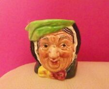 VERY RARE ROYAL DOULTON - SAIREY GAMP TOOTHPICK HOLDER D6150 - PERFECT !!