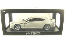 Aston Martin rapide S 2015 silver 1 18 Model 70258 Autoart
