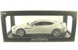 Aston Martin Rapide S (Silver Fox) 2015