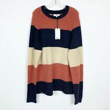 Wesc Crewneck sweater Men SZ XL Polyamide;acrylic; Wool;mohair;elastin