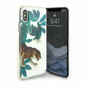 Ted Baker® HOUDINI Anti-Shock Case for iPhone X / XS - Clear Back