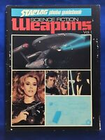 Starlog Photo Guidebook Science Fiction WEAPONS (1979) Volume 1 First Edition