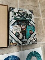 Icewind Dale The ultimate collection * missing cds - PC Computer CD Video game