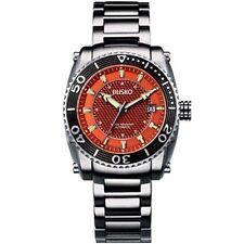 JIUSKO Deep Sea Series Men's Automatic Stainless Steel 200m Dive Watch 39LSB12